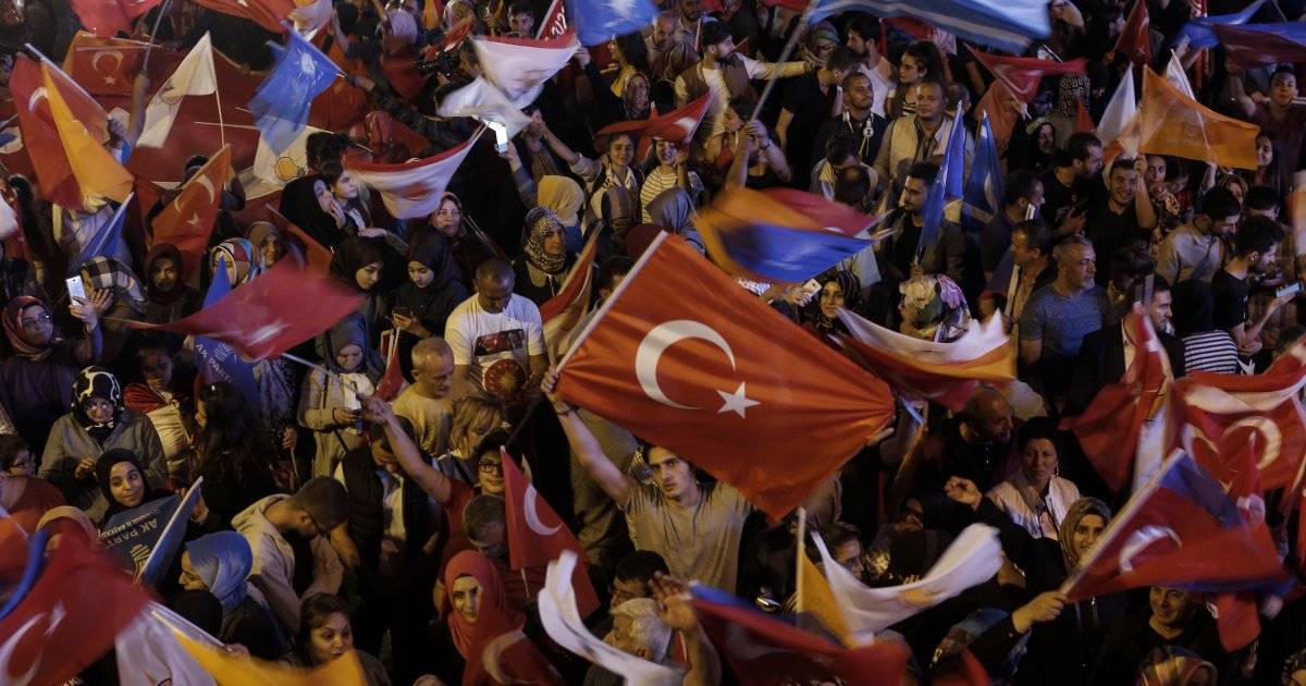 How are markets reacting to President Erdogan's election victory in Turkey? Here's the latest https://t.co/RTxQ3sQC8T