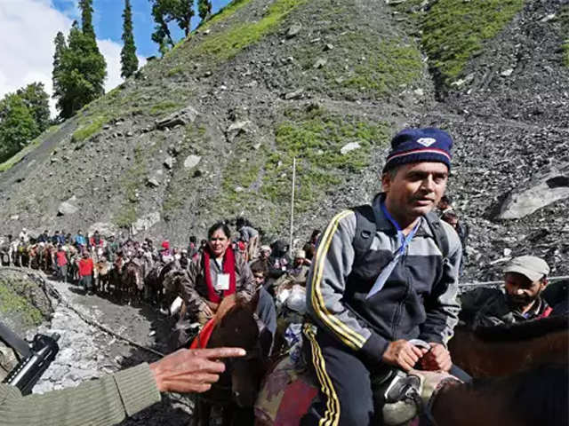 Amarnath and Chardham Yatras may see highest footfall this year   Read: https://t.co/mc0QI5kuY6