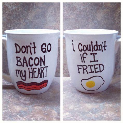 Happy Monday morning.. bacon and egg anyone?! 😂😋 #MondayMorning