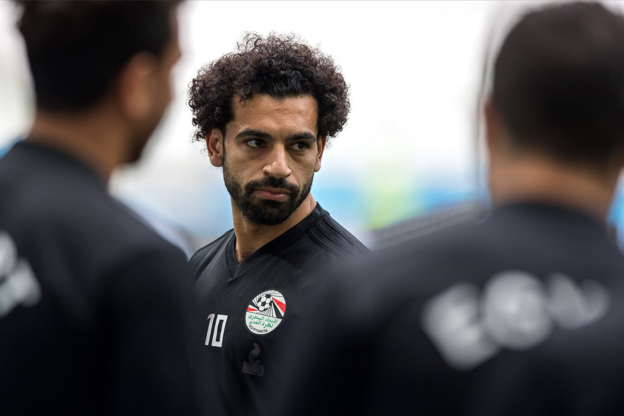 ������ @MoSalah is back in action today... Will he add to his World Cup goal tally? https://t.co/aoH2jX6cJP