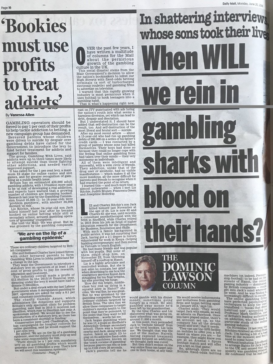 News articles on gambling addiction english roulette wheel layout