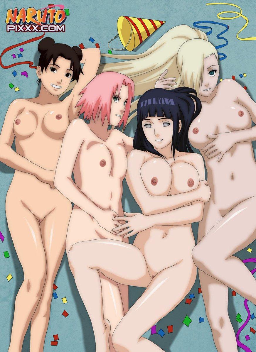 Sakura Sexy Naruto Girls Naked