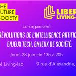 Image for the Tweet beginning: .@thefuturesoc et le @LIBERTE_LL co-organisent