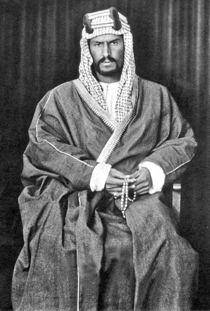 تاريخ آل سعود's photo on #شخصيه_نفتخر_بها