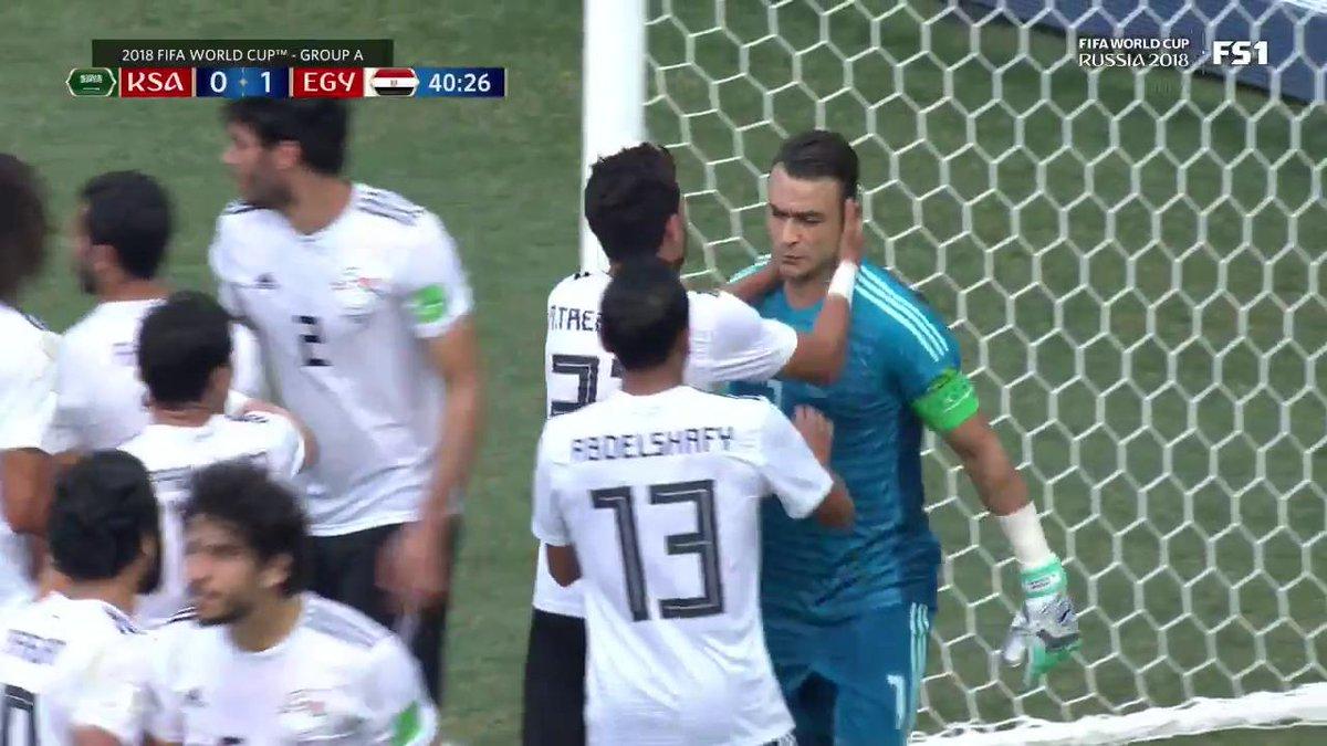 FOX Soccer's photo on El Hadary