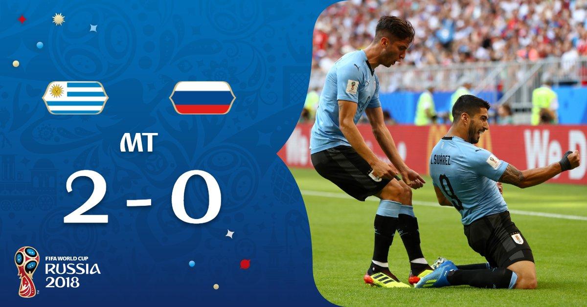 Uruguay-Russie