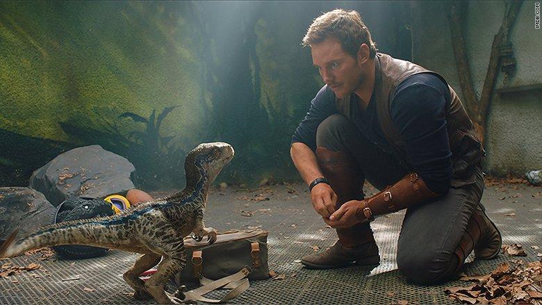 Jurassic World sequel crosses $700 million at the global box office https://t.co/jMoMLM5FHU https://t.co/v6ygPIXjsM