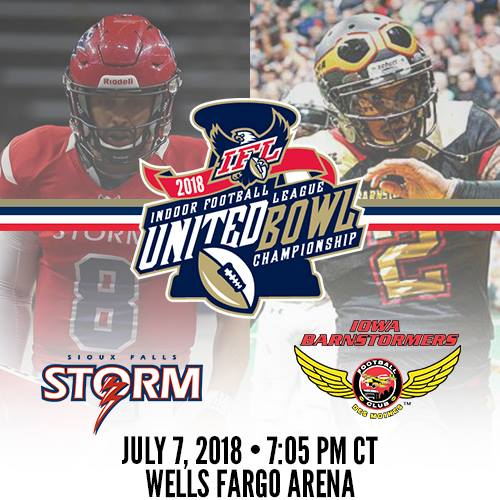 Image result for 2018 United Bowl Championship