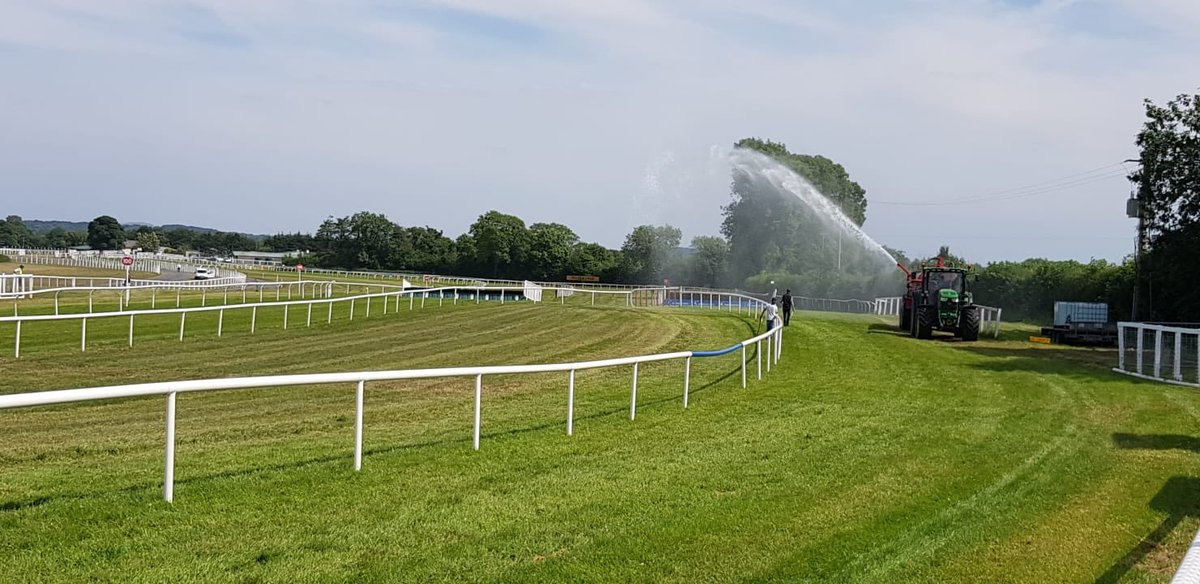 test Twitter Media - Watering here on a red hot day @KilbegganRaces #ComeRacing https://t.co/HH7iTAliHe