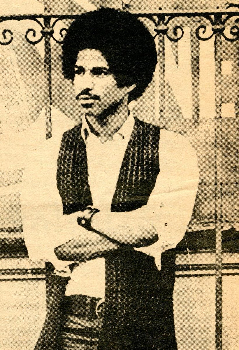 Felipe Luciano is the founder of the Young Lords New York Branch– a Puerto Rican activist group started in Chicago and New York City with the same missions as the revolutionary Black Panther Party. He was also a member of the Original Last Poets in the 1960s. <br>http://pic.twitter.com/FYMfmF3KMo