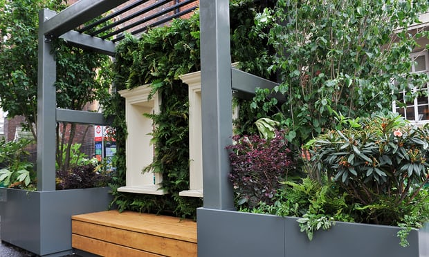 Award-Winning Wild West End Garden Opens in Central London - Gold medal winning garden aims to improve air quality around busy Oxford Street #greenroofs #greenwalls https://t.co/2srcaMK0nE