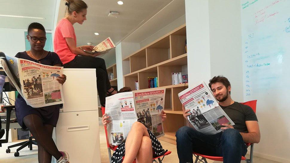 Laurine Makharine's photo on Startups