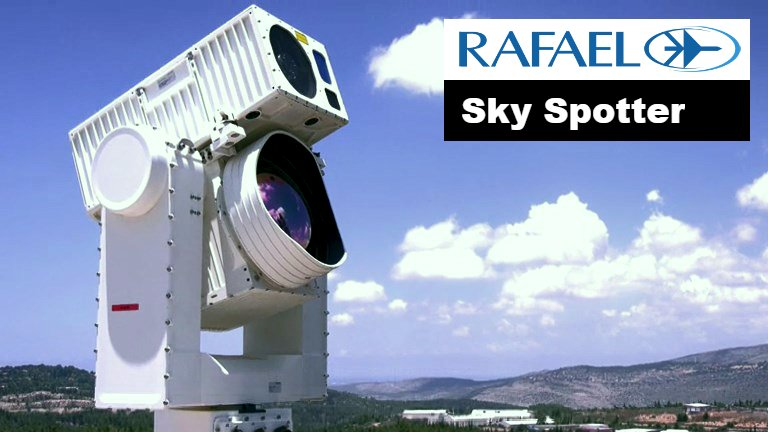 #Hamas weaponized drones, kites &amp; balloons from #Gaza to set land in Israel on fire. Because necessity is the mother of invention, @RAFAELdefense has developed #SkySpotter, the world&#39;s 1ˢᵗ Electro-Optical Micro-Aircraft Detection System. Thank&#39;s Hamas for pushing us to excel  <br>http://pic.twitter.com/oSLHVqwKOk