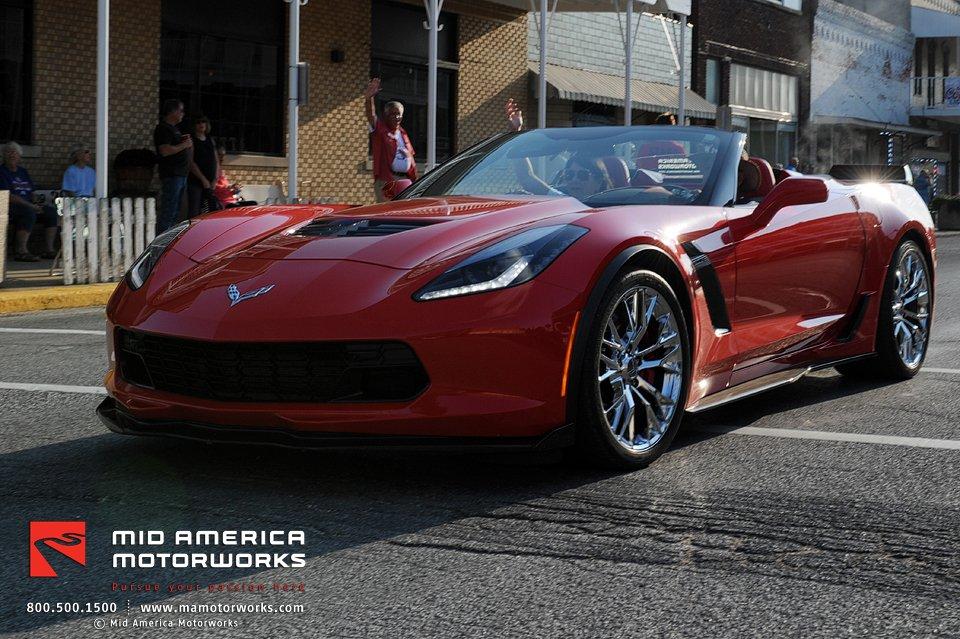 Corvette Corvettepion Midamericamotorwork Twitter Cxammsf9le