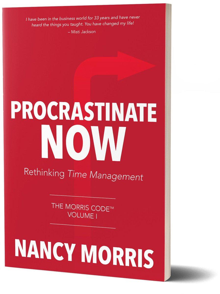 book procrastination why