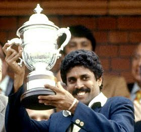 35 years of feeling proud! To the day Men in Blue created history. This day will always remain to be special for every cricket lover #1983Worldcup @therealkapildev<br>http://pic.twitter.com/rTDgMWlqVY