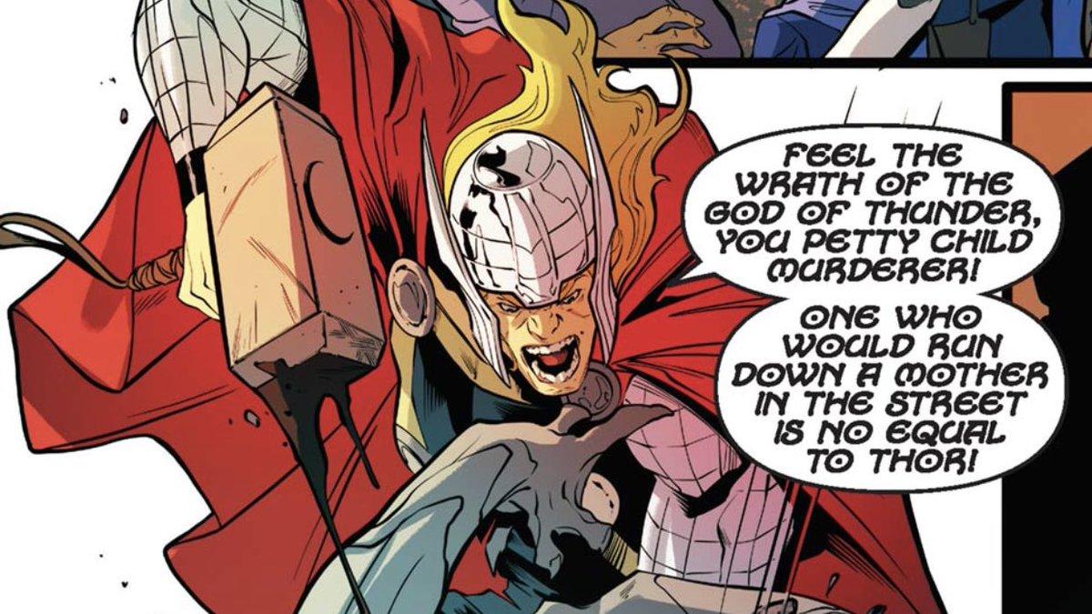 Iron man vs thor wallpaper free