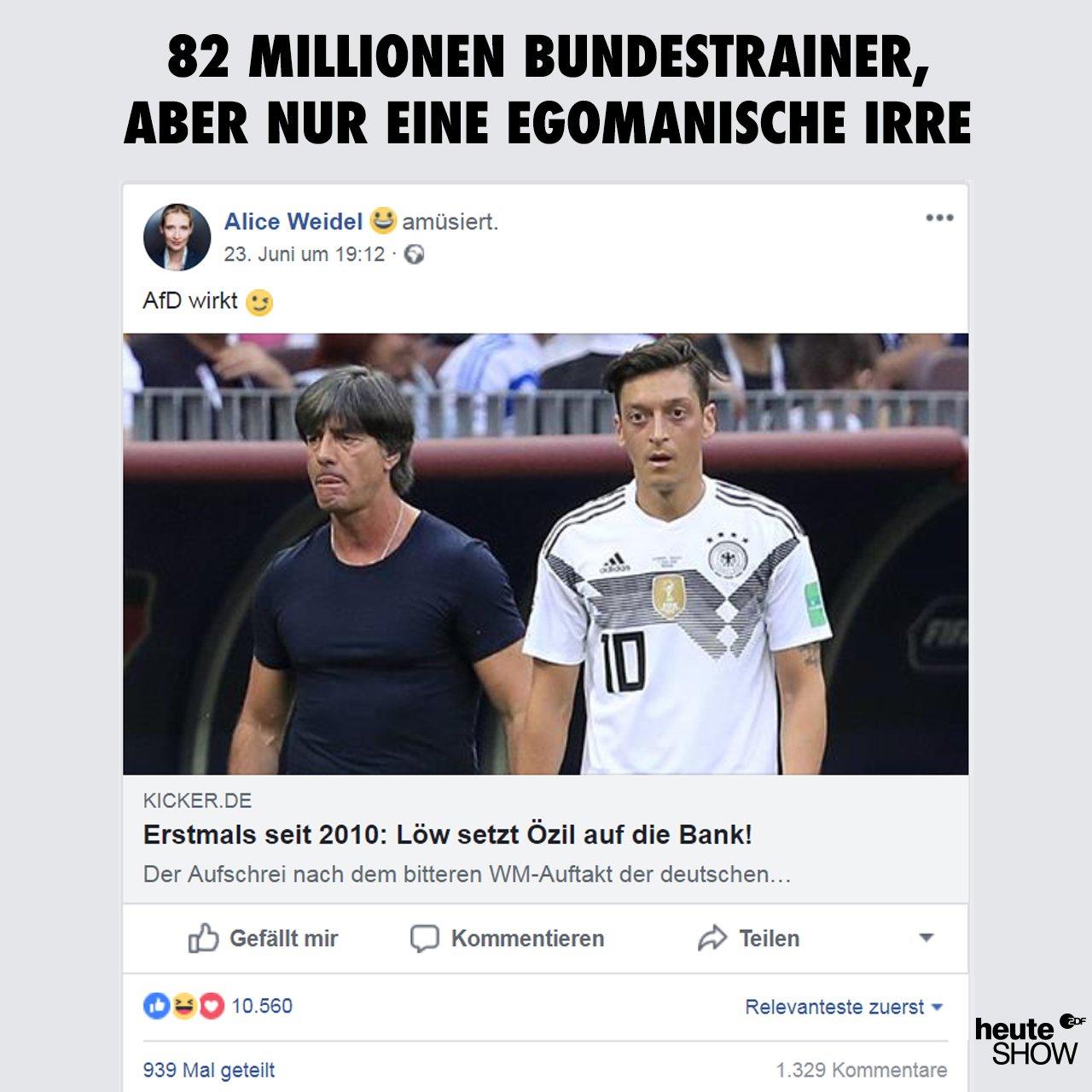 ZDF heute-show on Twitter