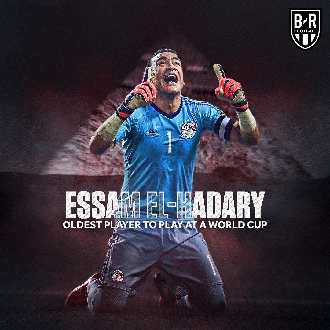 B/R Football's photo on Essam El-Hadary