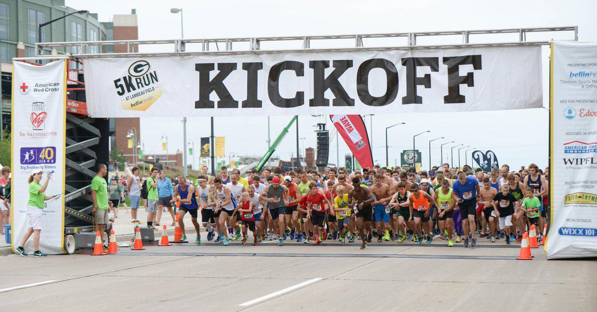 Register TODAY for the #Packers 5K! Registration fees increase July 9.  ����: https://t.co/O4u183FKGK https://t.co/wjbSk5RUo5