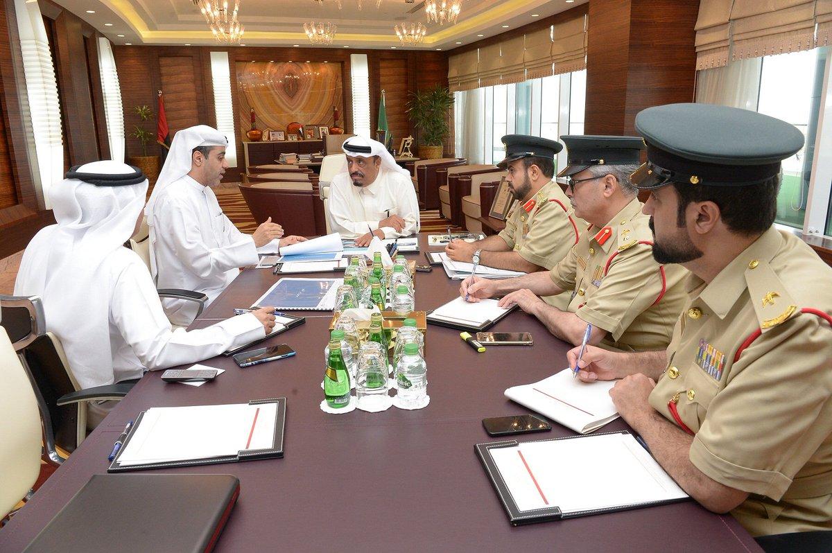 UAE Police Officers