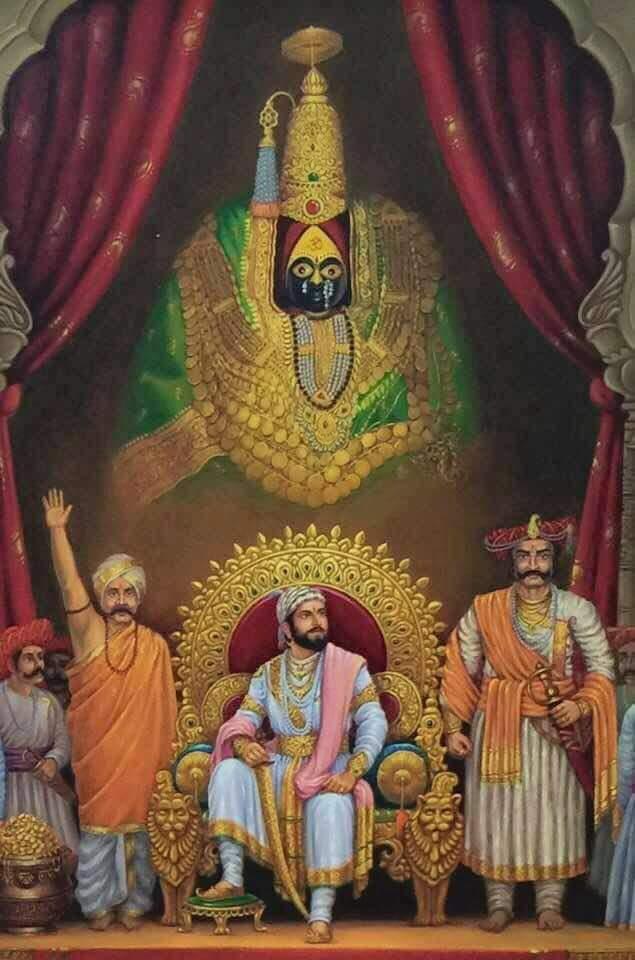 shiv rajyabhishek