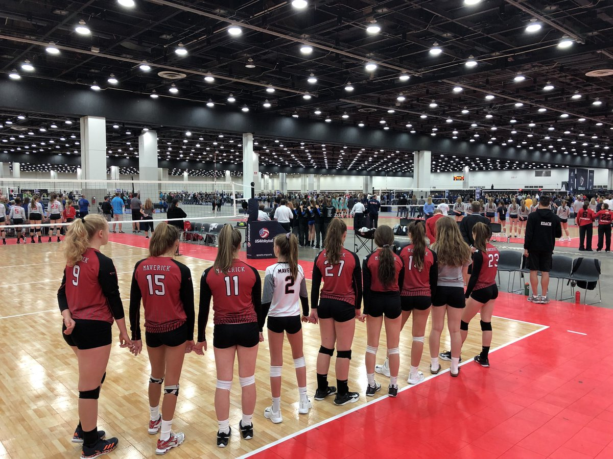 Maverick Volleyball On Twitter Maverick 14 Elite Started The Day With A Win Ovregion