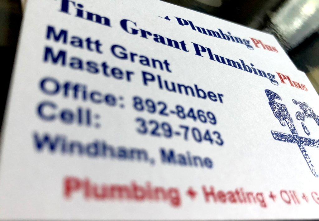 Yes! We can do #raisedlettering. There are so many options. Pick one that matches your company's personality. 207-894-5600/Office@Time4Printing.com #BusinessCardPrinting #TopQualityPrint #Maine #Windham #Time4Printing pic.twitter.com/rkwcU6f20o http://bit.ly/2xZKjTT