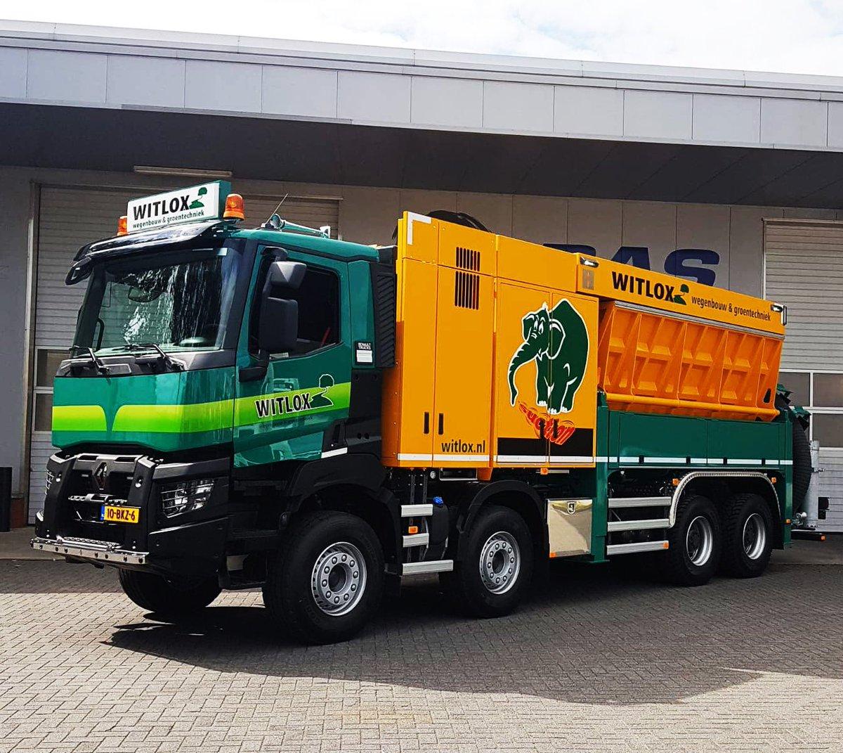 Renault Trucks: Renault Trucks NL (@Renault__Trucks)