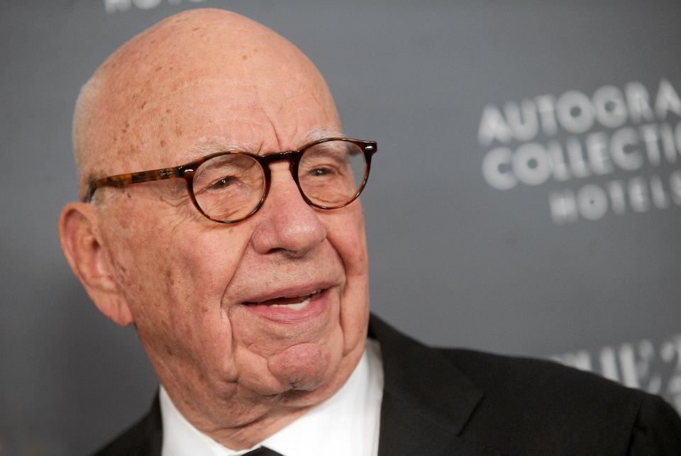 Rupert Murdoch is $1.2B richer following Disney's bid for Fox https://t.co/Cx0eOXdkTI https://t.co/RkRMjcIfgY