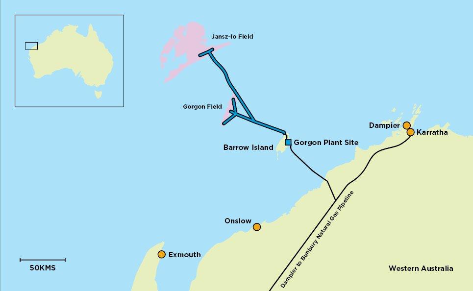 .@Chevron orders #subsea equipment for Gorgon from @BHGECO https://t.co/EnVTONcLJY #offshore #Australia