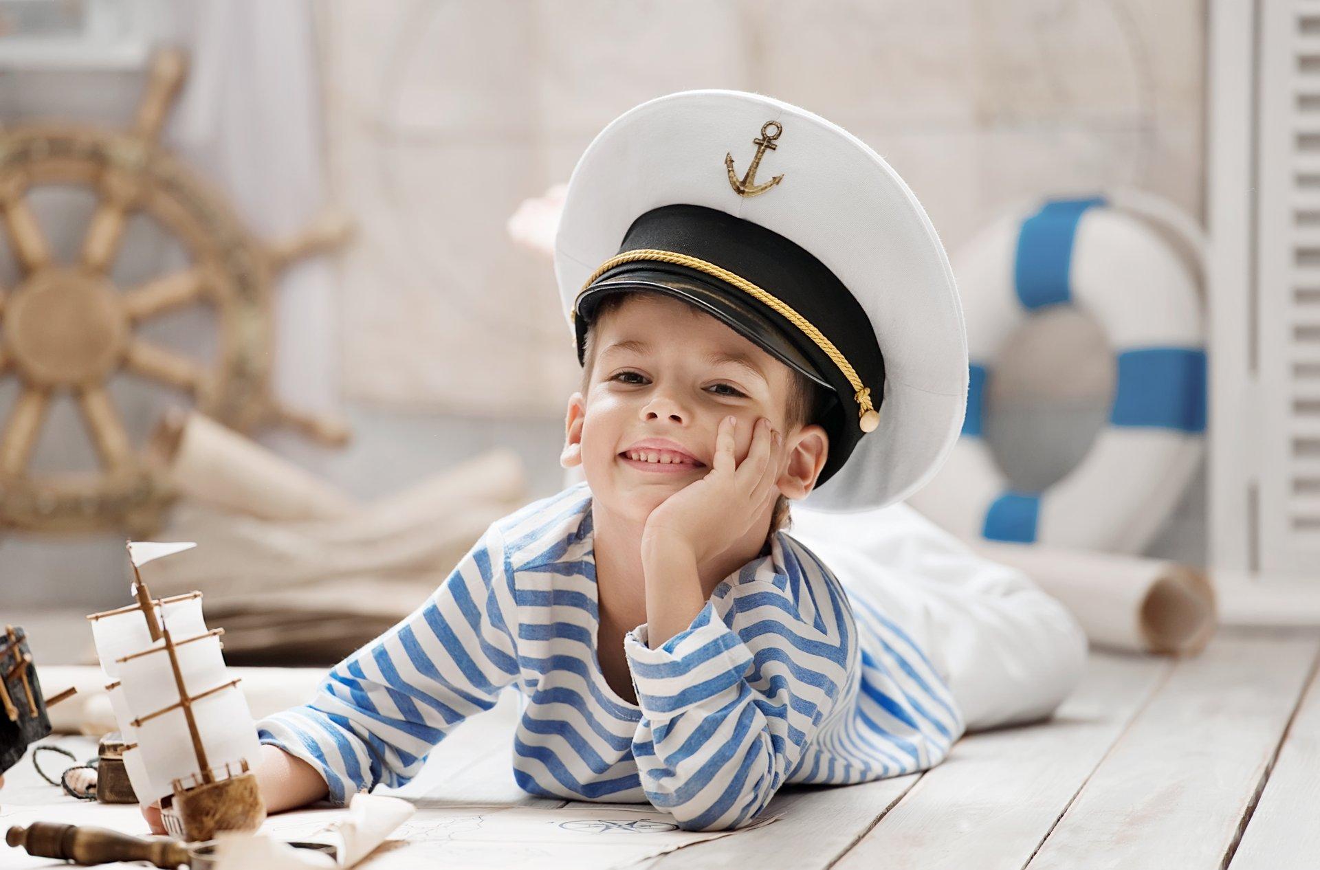 маленькие капитаны картинка