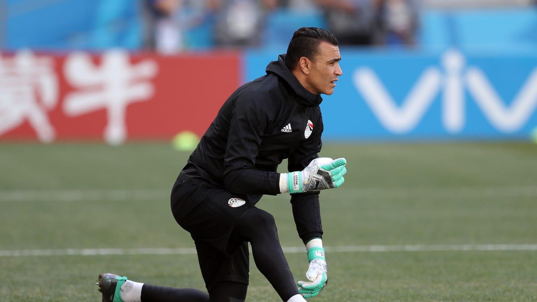 Goleiro egípcio quebrou o recorde de goleiro mais velho a atuar em Copa do  Mundo (FIFA Getty Images) 146e1e6e0ef4d