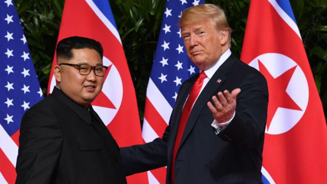 North Korea calls off annual &quot;anti-US imperialism&quot; rally after Trump-Kim summit: report  http:// hill.cm/DwHVxSI  &nbsp;  <br>http://pic.twitter.com/nwU591WJiz