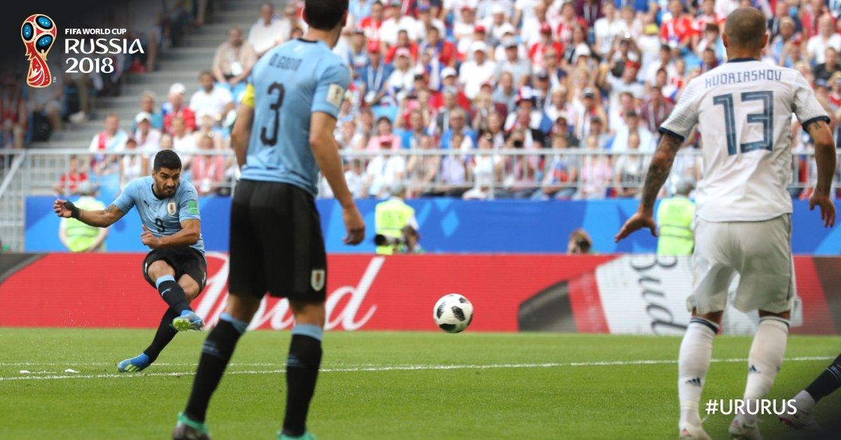 Klasemen Akhir Grup A Piala Dunia 2018 - Uruguay dan Rusia Lolos - 1