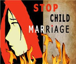 The worst thing of child marriage is that it exposes girls to increased health problems &amp; also face many domestic violence. St.Dr.@Gurmeetramrahim ji steped ahead to stop child marriage by his initiative #EndChildMarriage @derasachasauda<br>http://pic.twitter.com/2ezRZPovgl