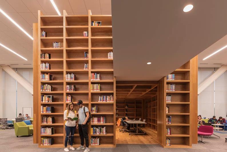Gana biblioteca del Tec mejor diseño en edificios de Latinoamérica - ITESM