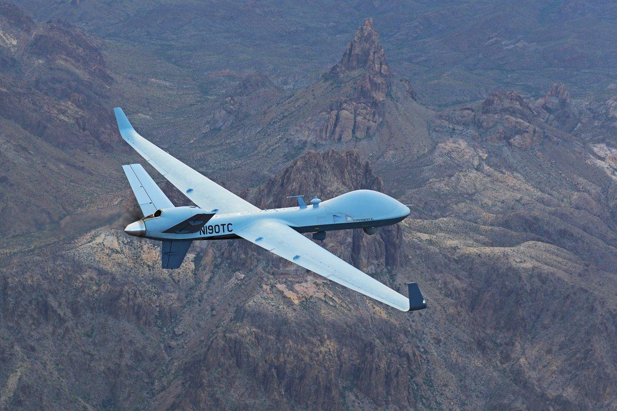 المسابقه الرمضانيه : الدرون الامريكي  MQ-9B SkyGuardian DgjAEXvWsAEwRGi