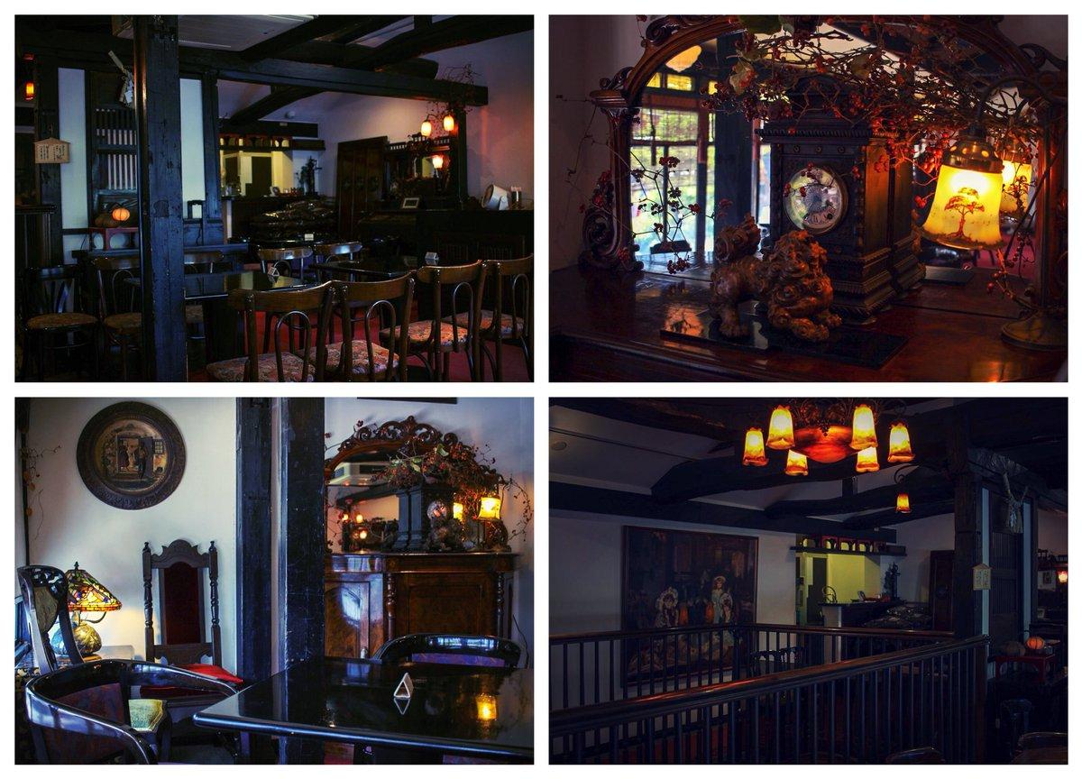 太宰府天満宮の参道にある珈琲専門店 風見鶏さんめっっっっっちゃ良かったので一息つくのにオススメです 140年ほど前の旅籠を使用した喫茶店だそうです(許可頂いて撮影しています