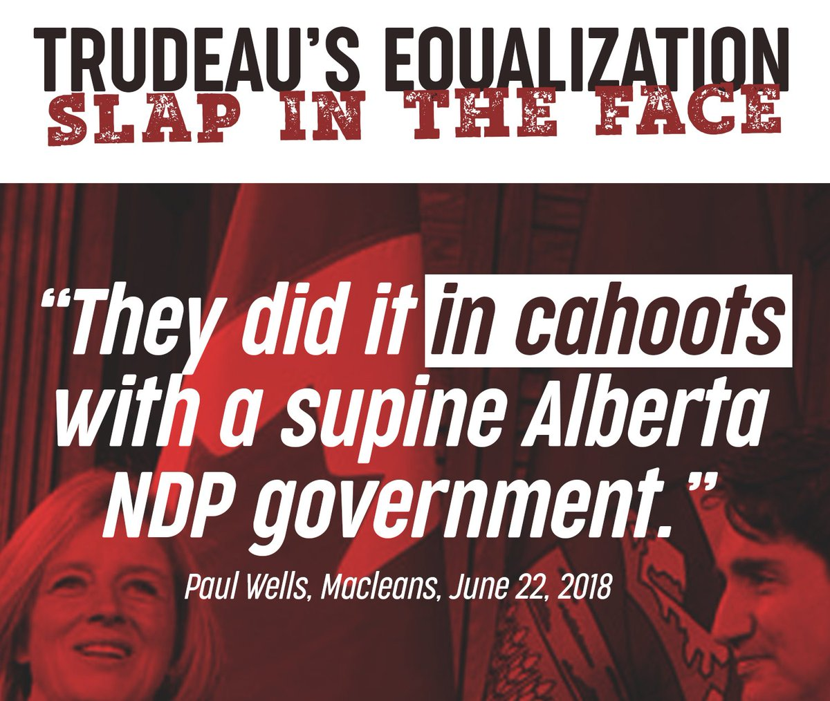 It&#39;s becoming quite clear that the Alberta NDP was fully aware what Justin Trudeau was up to on Equalization - but did next to nothing to object. The NDP should explain why. Albertans expect more from their government. <br>http://pic.twitter.com/dj0Web8RpB