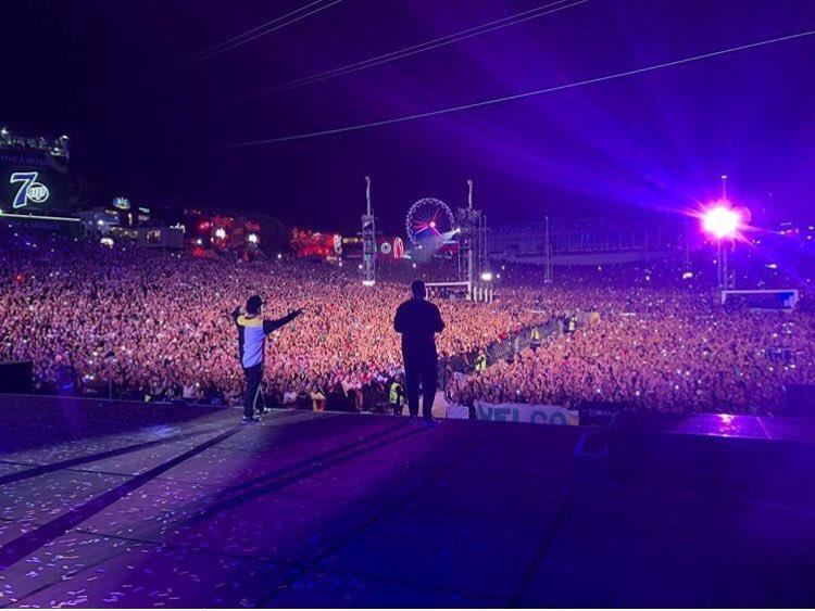 Bruno Mars sur Twitter