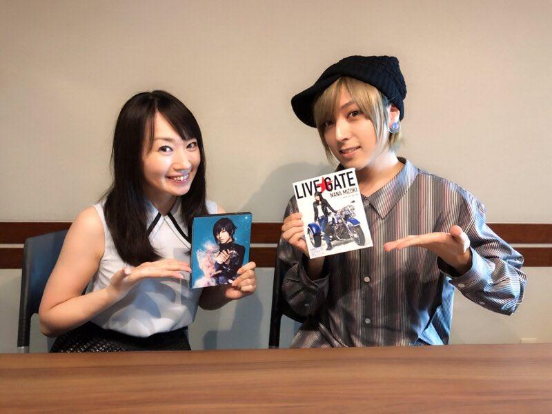 蒼井翔太STAFF★6/27ライブBlu-ray &DVD発売's photo on #nana_m