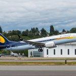 Jet Airways Twitter Photo