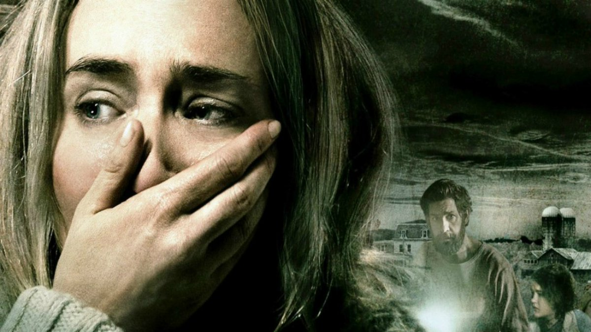 CONTEST: Re-Tweet this and follow us for a chance to win #AQuietPlace on Blu-ray! Winner notified via DM on 7/3. Good luck!!<br>http://pic.twitter.com/vHtcIeudYV