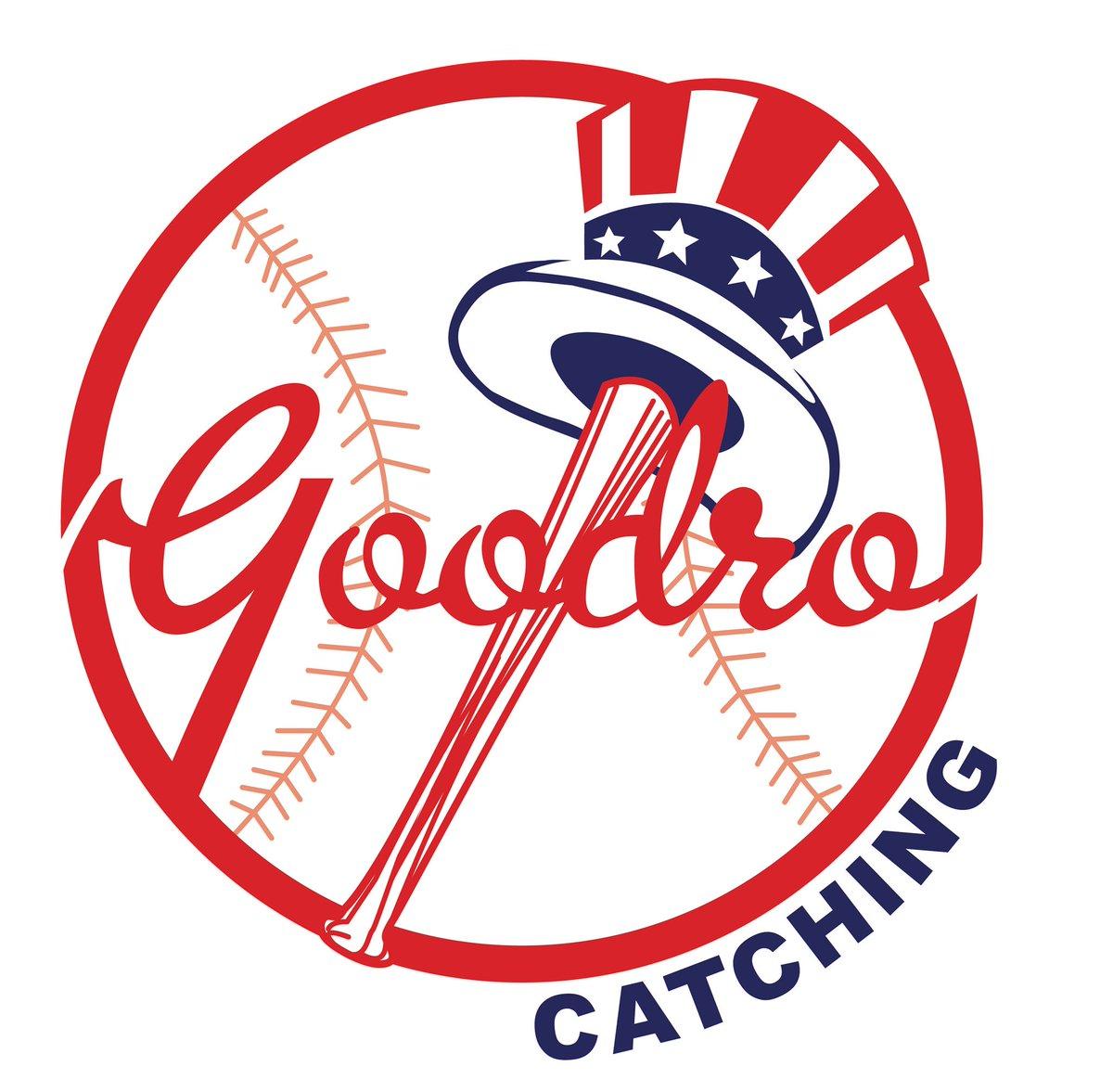 #PinstripePride #AlternateLogo #Yankees #GoodroCatching @TyGoodroCatch13pic.twitter.com/3htxB9DxoL