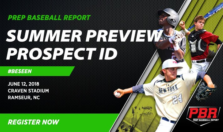 #SummerProspectID PBR takes an in-depth look at the pitchers and catchers from the Summer Preview Prospect ID from mid-June.   Full evaluations, with stats, and links to video. + 4 Pitchers &amp; 1 Catcher + 2020 LHP up to 85  &gt;&gt;  https://www. prepbaseballreport.com/news/NC/Summer -Preview-Prospect-ID---Pitcher--Catcher-Analysis-7983462150 &nbsp; … <br>http://pic.twitter.com/9imp7xm2jD