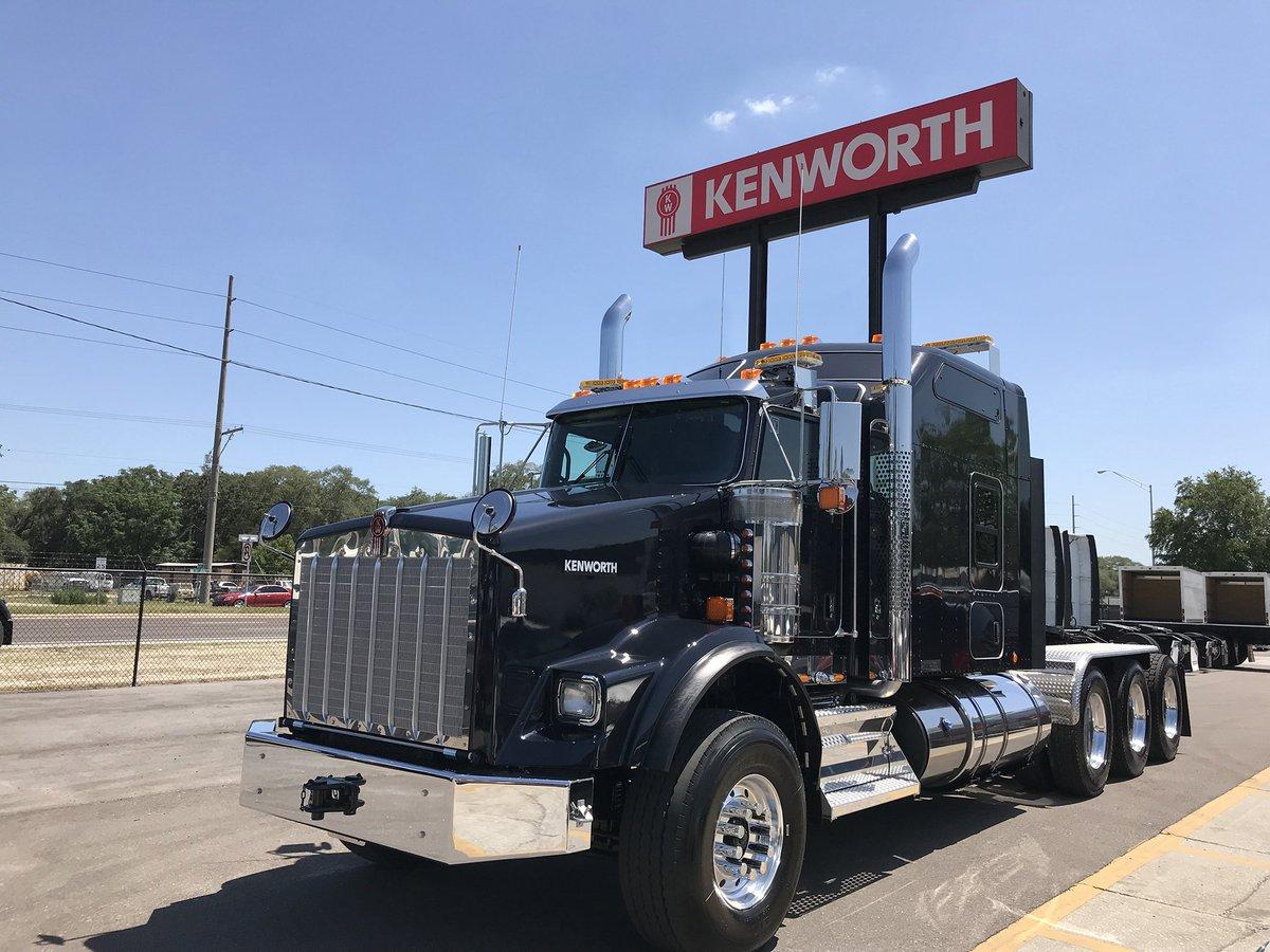 Kenworth Truck Co  on Twitter: