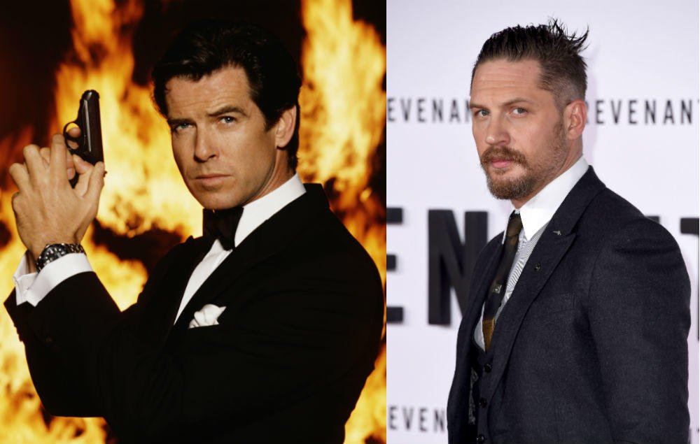 Pierce Brosnan calls for Tom Hardy to be the next James Bond https://t.co/yB9lv8j4xc https://t.co/8uW8YWr2yh