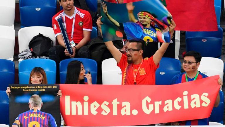 España avanza a los Octavos de Final