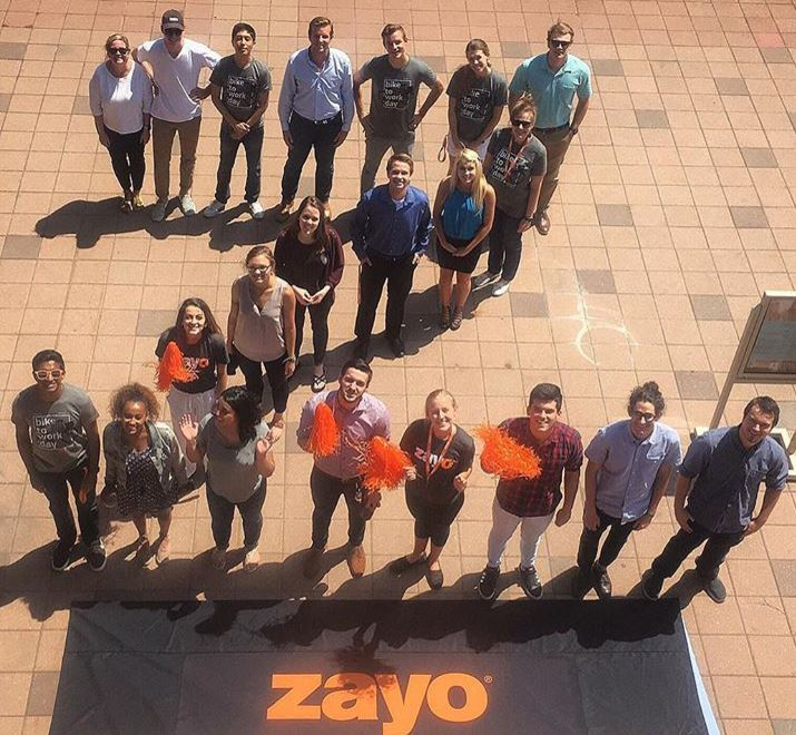 Zayo Group Picture